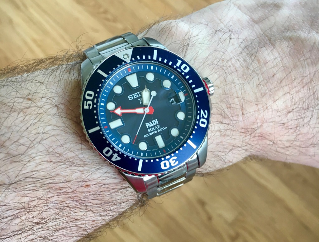 Here comes the sun, it's the Seiko Prospex SNE435 | Wrist Watch Review