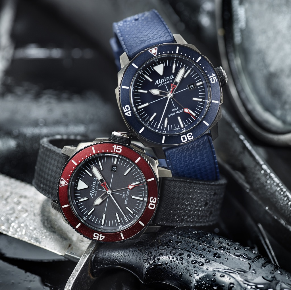 Hey You Got Your Travel Watch In My Dive Watch Wrist Watch Review - Alpina diver watch