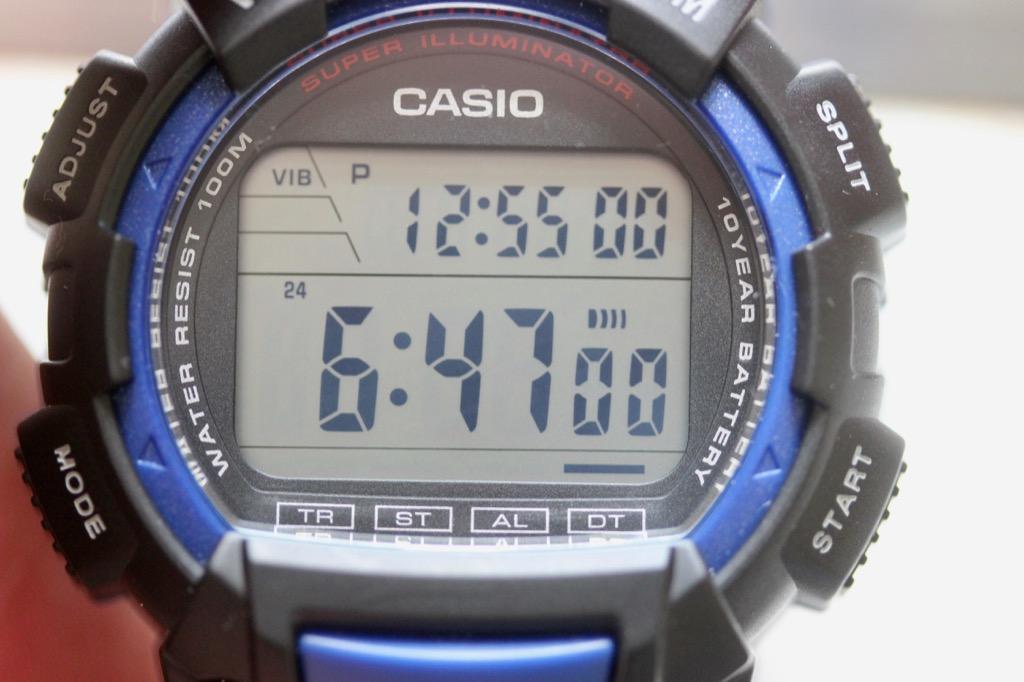 Keep things quiet with the Casio W736H-2AV | Wrist Watch Review
