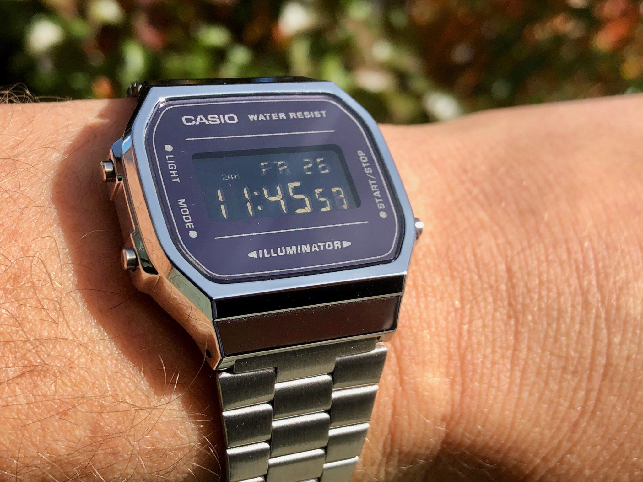 a37ef7bb3c9d Retro cool with Casio s vintage reissue A168WEM-1