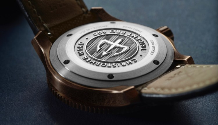 Christopher Ward's new Trident Bronze Ombre Christopher-Ward-C60-Bronze-Ombre-2