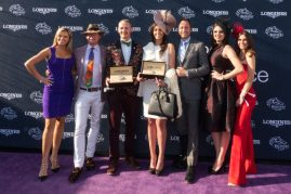 Winners and judges of the Prize for Elegance