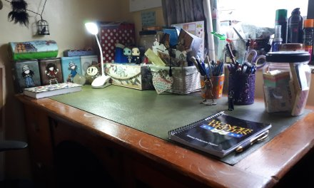 A Room With a View – Writing Spaces – Emma Finlayson-Palmer
