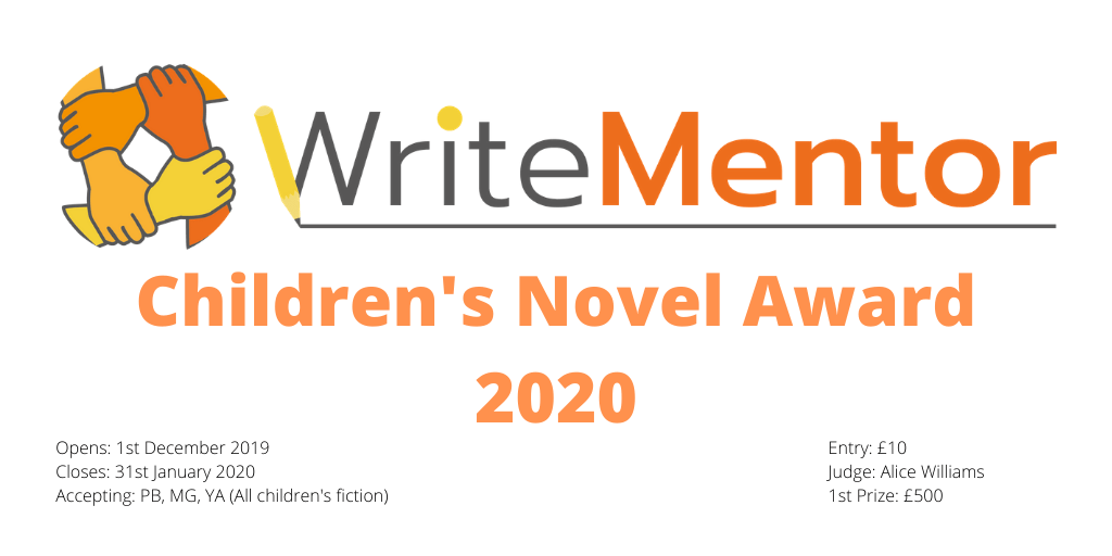 2020 WriteMentor Children's Novel Award – THE LONGLIST