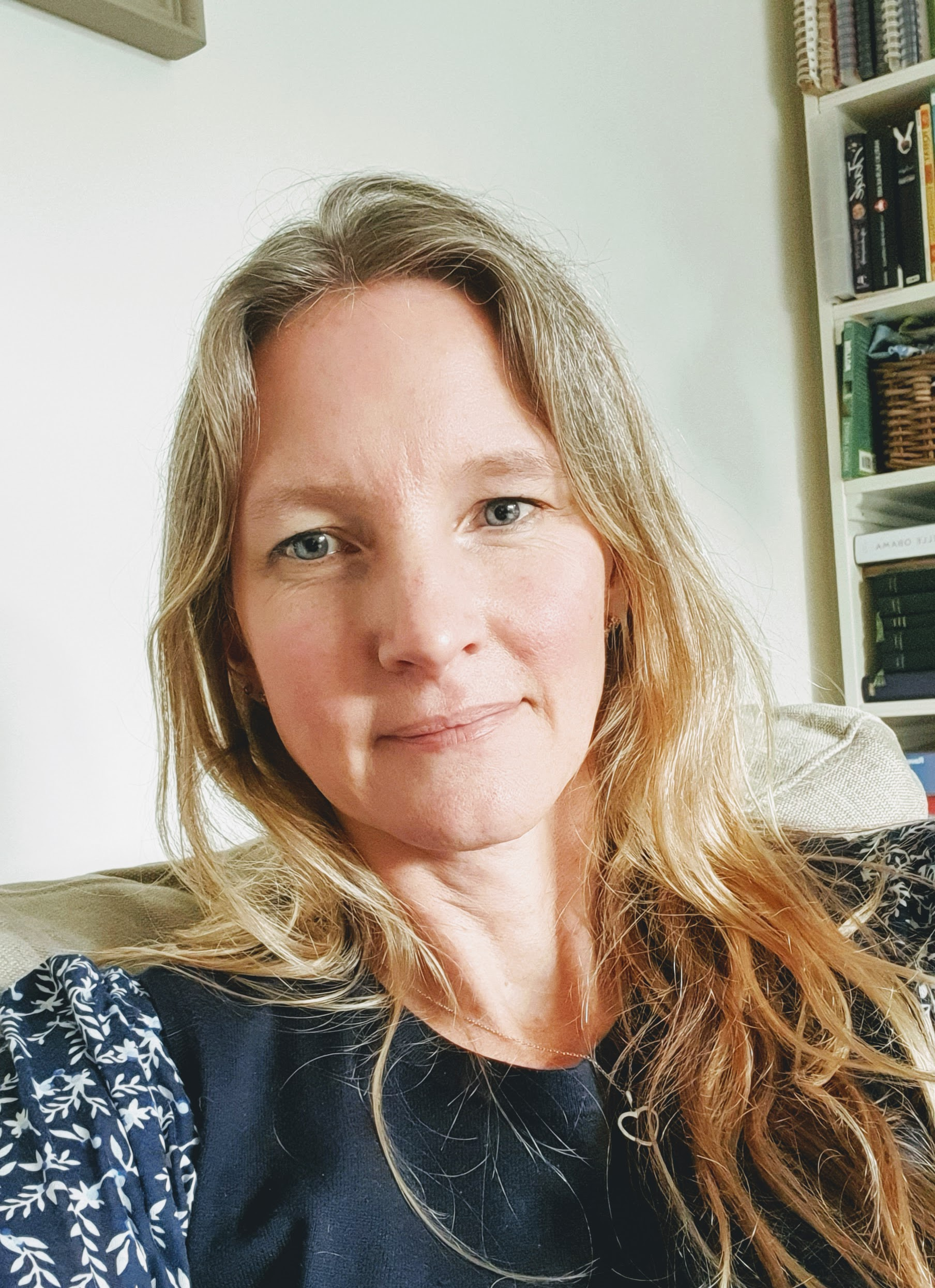 Joanna Moult, agent and co-founder of Skylark Literary