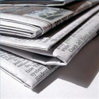 Image, newspaper.