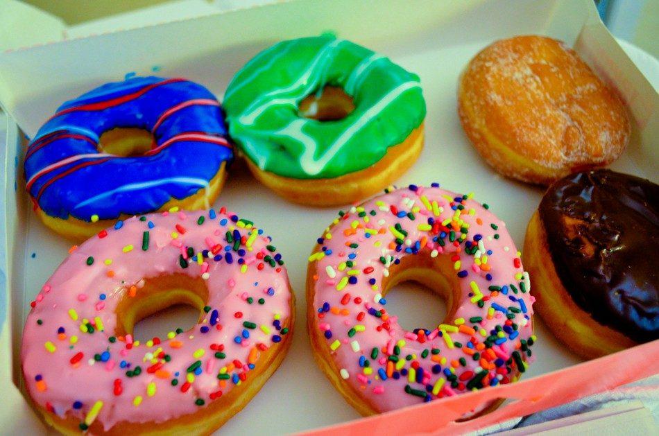 Image: Doughnuts.
