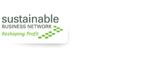 Image of logo, links to Sustainable Business Network website.