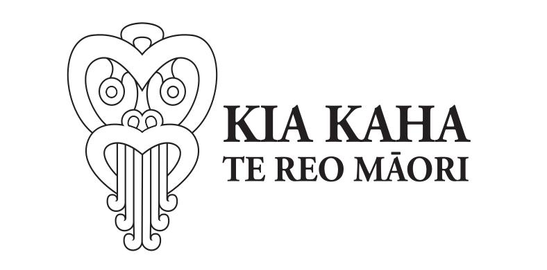 Image, Logo for Te Wiki o te Reo Māori 2018.