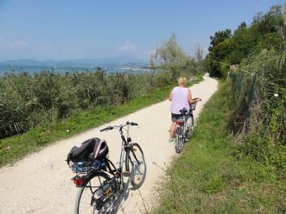 Perfect bike trails