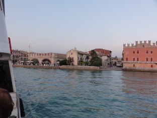 Paschera, Italy - From our boat