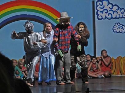 Wizard of Oz at Lake Garda