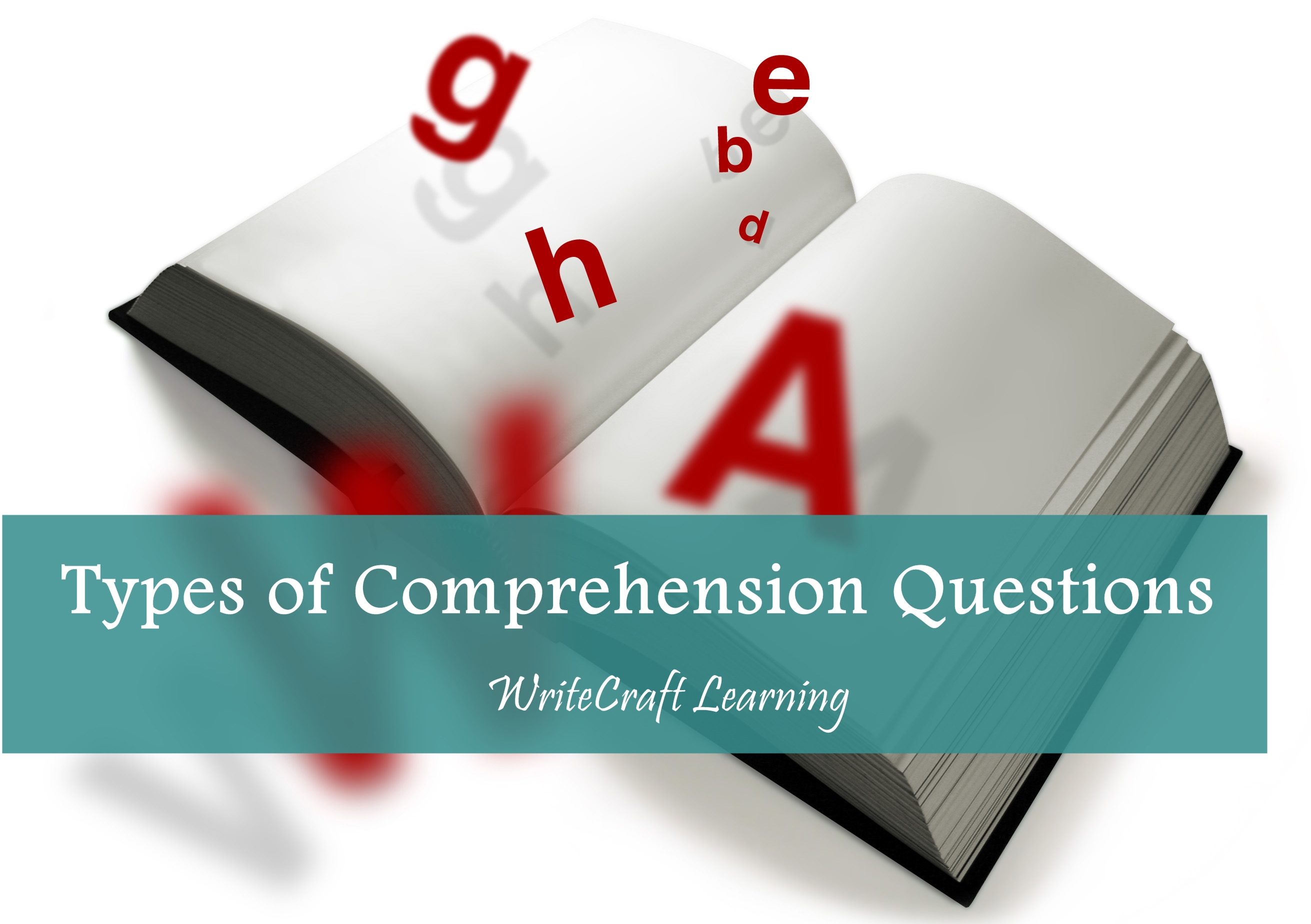 Types Of Comprehension Questions