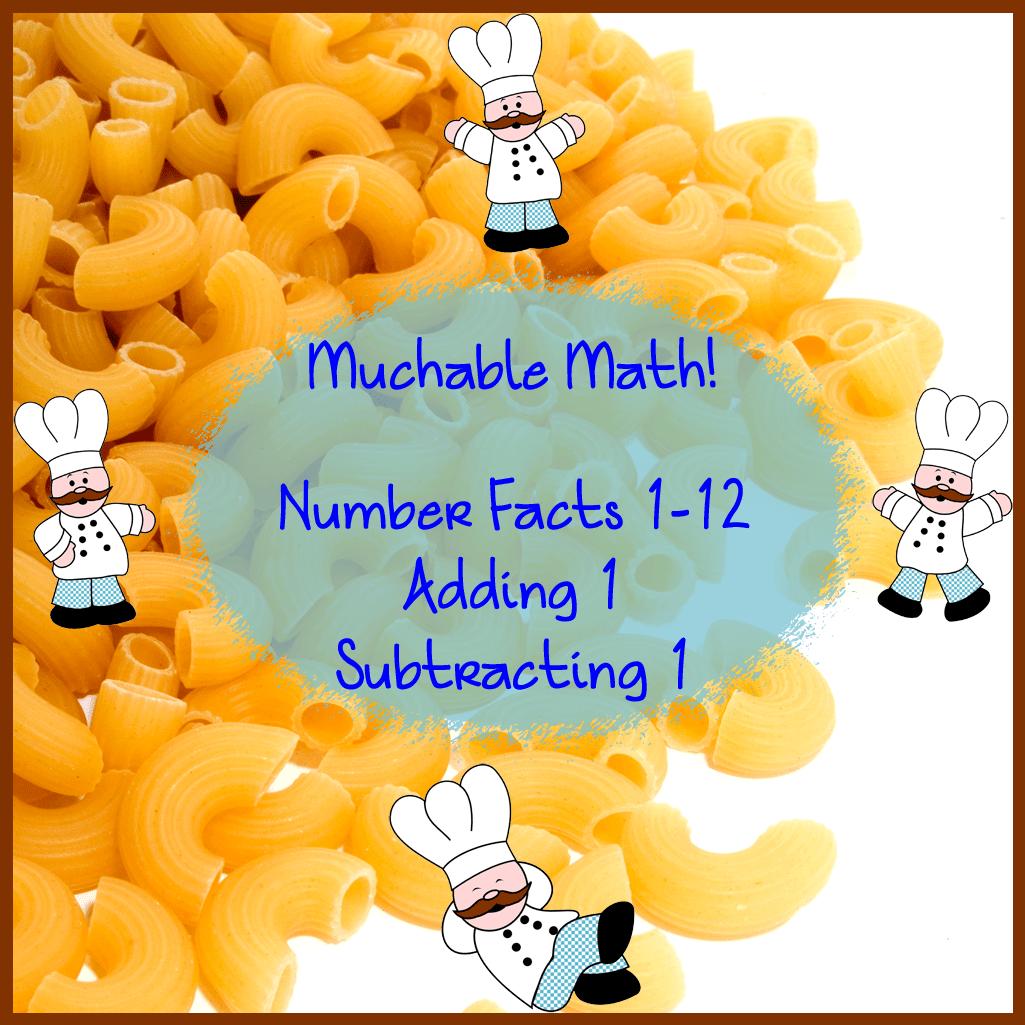 Free Elementary Math Worksheets Munchable Math Pasta