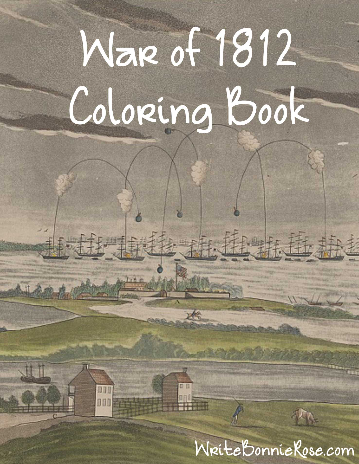 War Of Coloring Book