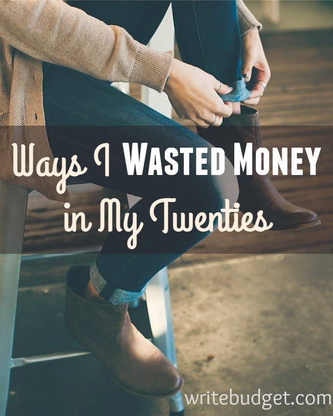 wasted money