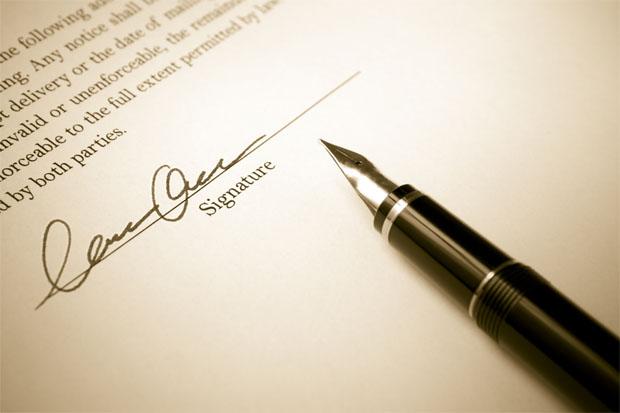 Signature Analysis double underline