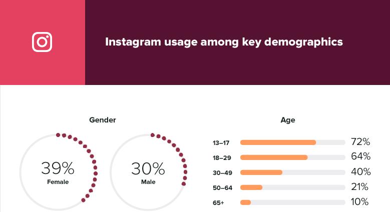 instagram demographics for social media marketing strategy