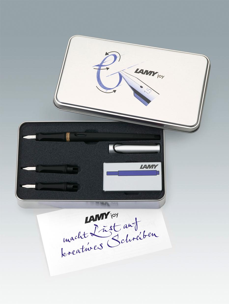 Lamy Joy Al Calligraphy Set Write Gear