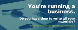 The Write Hire header image