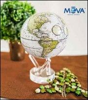 SolarRotating MOVA Globe