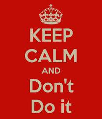 don'tdoit