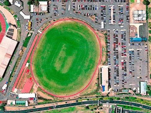 Edwin Flack Field Jan 2006