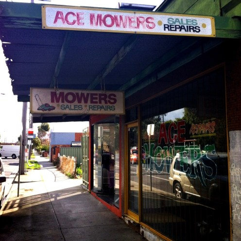 Ace mowers