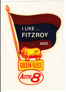 It was hard to like, let alone love Fitzroy in the '60's.