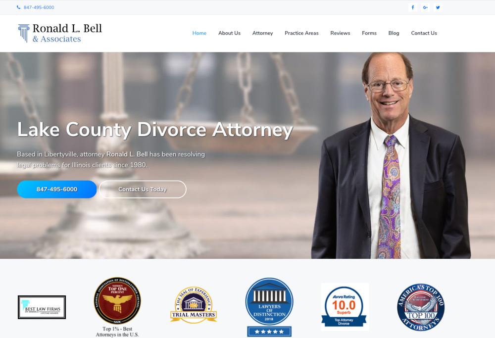 Best Lake Country Lawyer Site