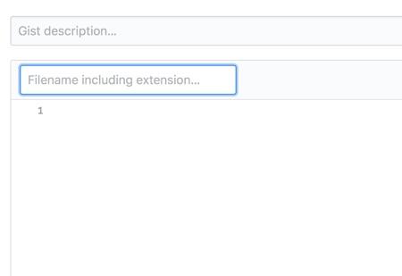 Github Gists Custom Syntax Highlighting