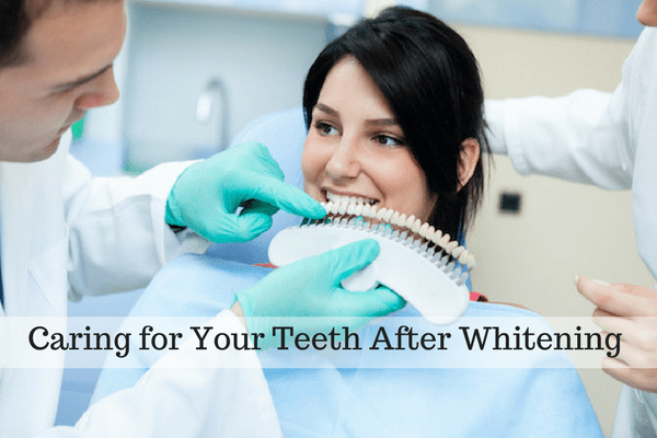 Caring for Your Teeth After Whitening (1)