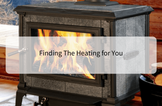 Finding the heating for you