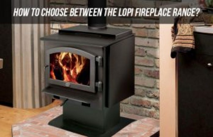 Lopi Fireplace