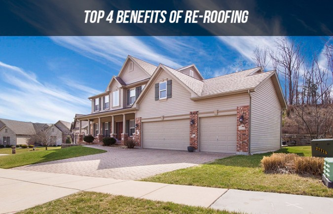 Top 4 benfits of re-roofing img