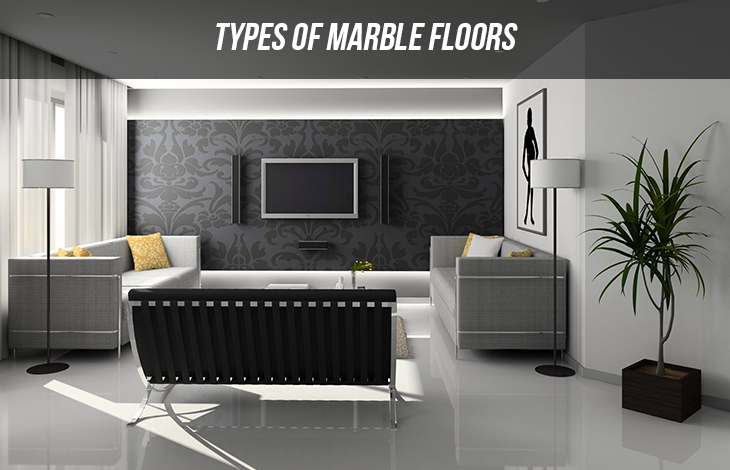 Types of Marble Floors