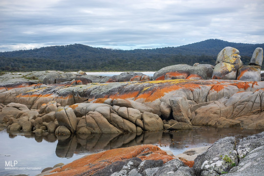 binalong bay, tasmania, bay of fires, rocks, binalong bay