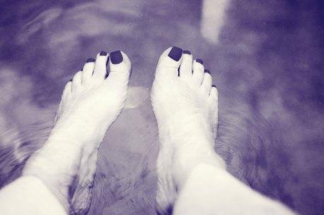 feet, touch, feel, self love, self care