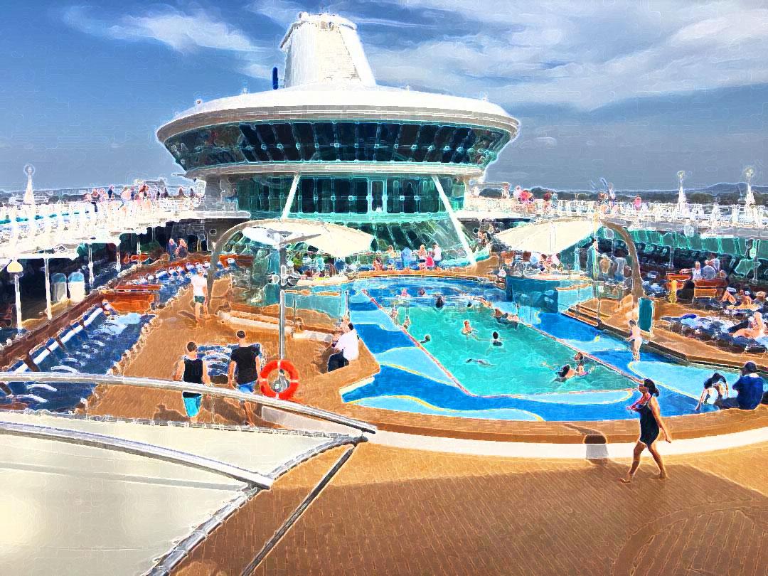 Legend of the Seas, Cruise, Cruise Ship