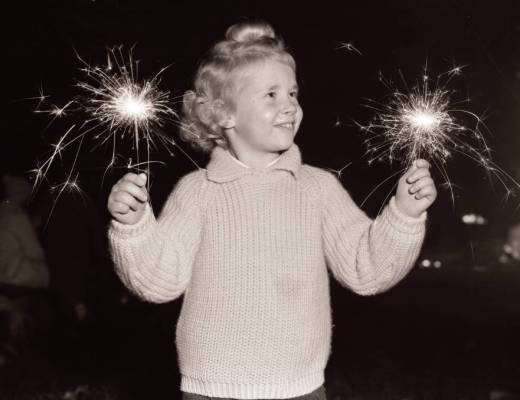 cracker night, crackernight, fireworks, child, 1963