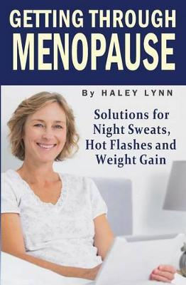 menopause, book, night sweats, hot flashes, weight gain