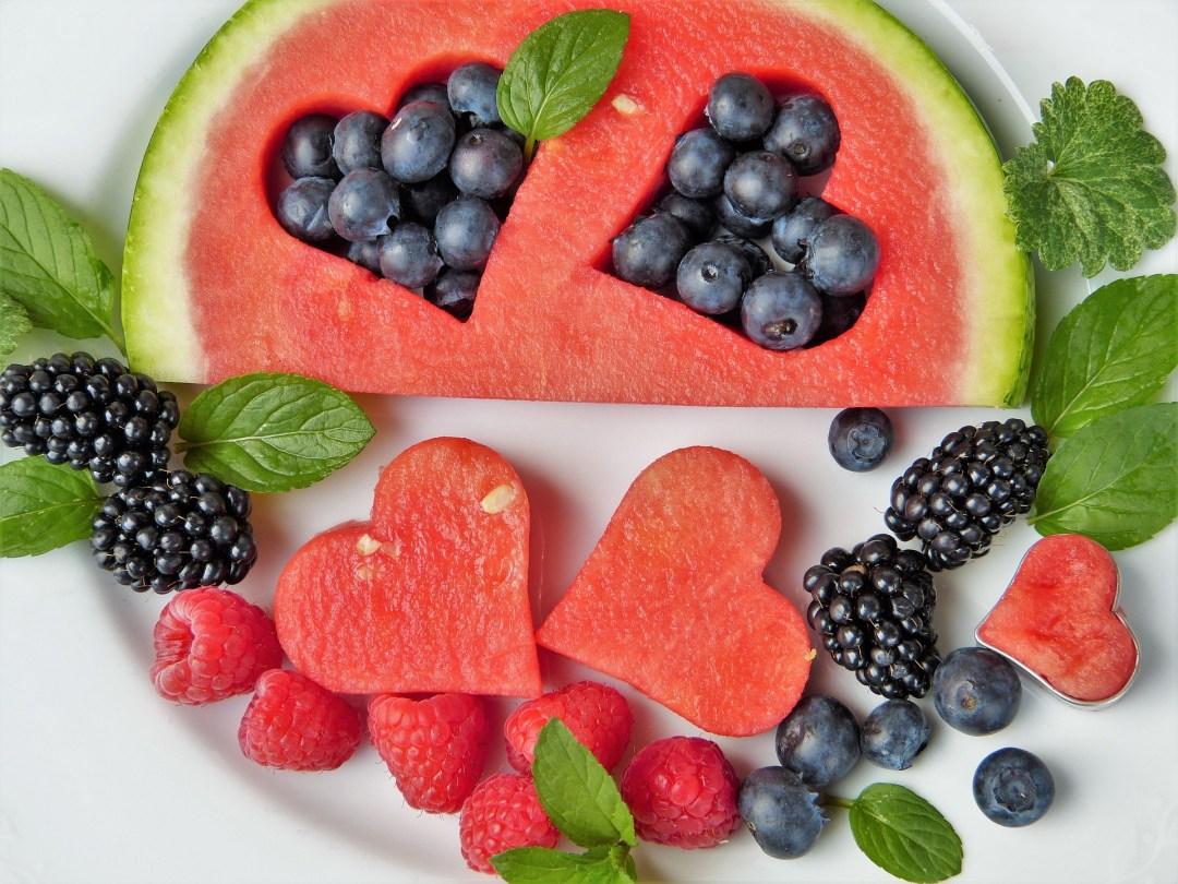 heart, health, fruit