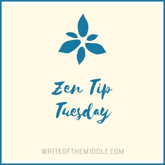 #ztt, #zentiptuesday, #zen, #balance, #tuesday