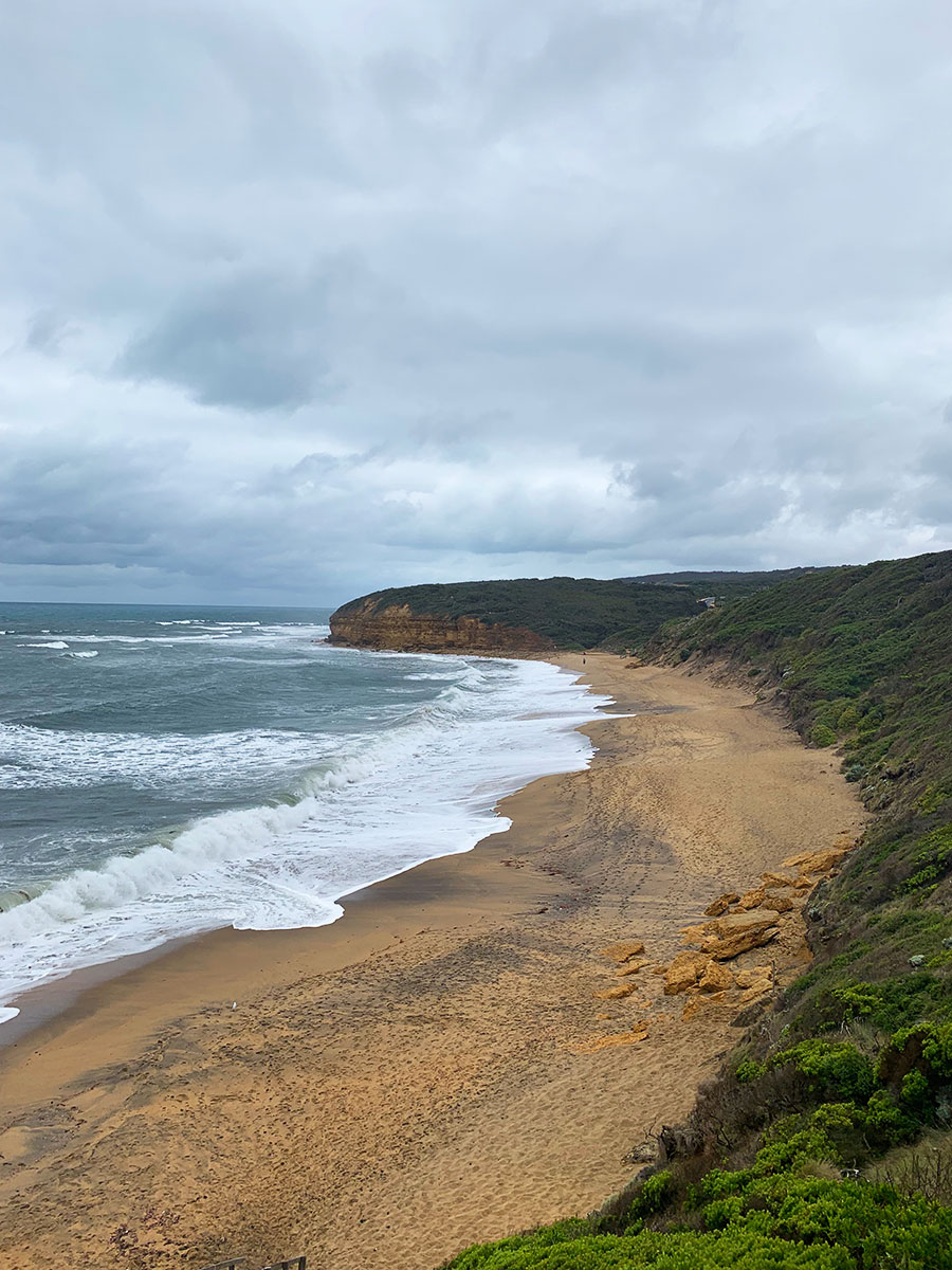 beach, bells beach, torquay, victoria, great ocean road, australia,