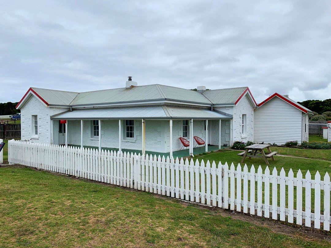 Heritage Buildings at Cape Otway, Victoria
