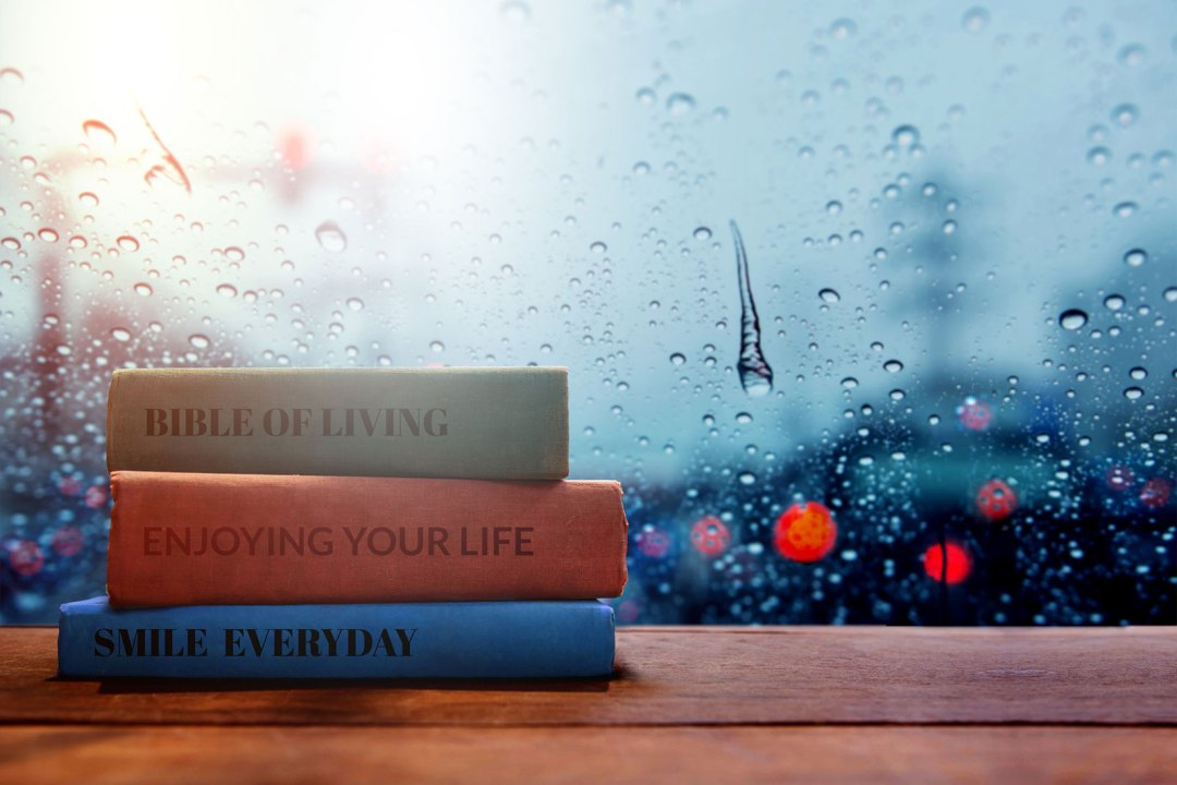 Hygge and Rainy Day Reading