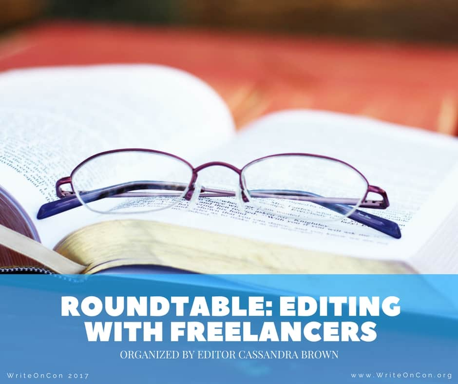 Roundtable: Editing with Freelancers