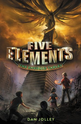 FIVE ELEMENTS: THE EMERALD TABLET