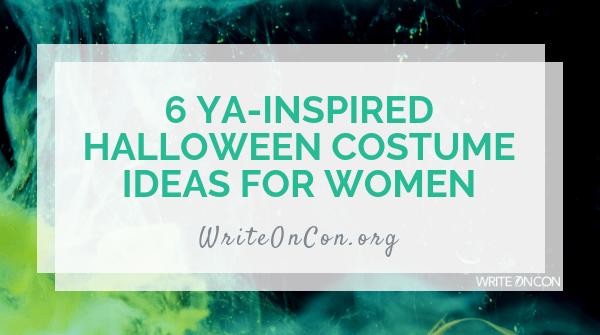 6 YA-Inspired Halloween Costume Ideas