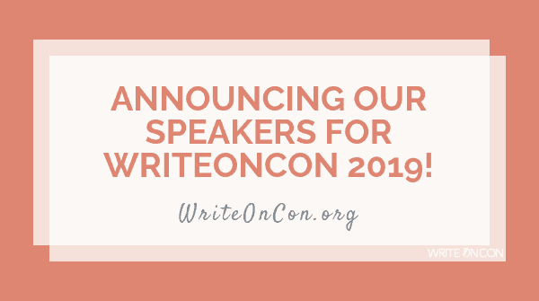 Announcing Our 2019 Speakers!